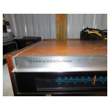 Vintage Sherwood S-7100A AM/FM Stereo Receiver