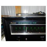 Vintage Sansui Solid State Stereophonic Tuner TU-999