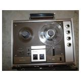 Vintage Craig Portable Stereo Reel to Reel Tape Recorder
