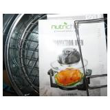 NutriChef Convection Oven