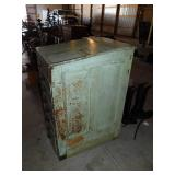 8 Drawer Wood Vertical File Cabinet