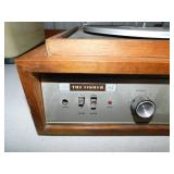 Vintage Fisher 85 Turntable Record Player