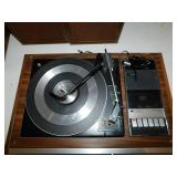 Vintage Penncrest FM/AM Stereo Cassette Phonograph Record Player