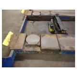 Bend-Pak 14000 lb. Drive On 4 Post ...