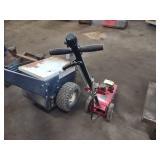 Torin Big Red 22 Ton Air/Hydraulic ...
