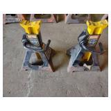 (2) Craftsman 4 Ton Jack Stands...