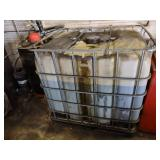 Waste Oil Tote with Oil...
