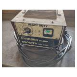 200 Amp Battery Charger, Works...