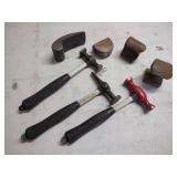 Assorted Bodywork Tools...