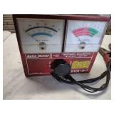 Auto-Metering Battery Tester...