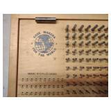 Meyer C10PLus Plug Gage Set, .011-....