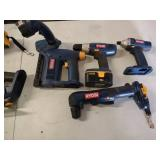 Assorted Ryobi 18 Volt Tools, No Ch...