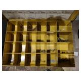 Cabinet with (4) Parts Drawers & Ha...