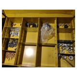 Cabinet with (2) Parts Drawers & Ha...