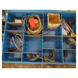 (2) Parts Bins with Electrical...