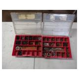 (2) Parts Bins with Hardware...