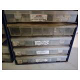 (2) Parts Cabinets with Winzer A/C ...