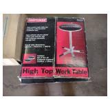 Craftsman High Top Work Table...