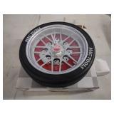 Mac Tools Wheel Clock...