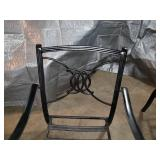 Matching Outdoor Patio Chairs