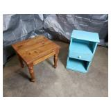 End Table and Nightstand