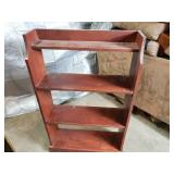 Book Shelves and DVD/VHS Stands