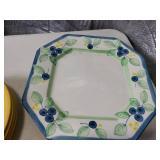 Various Plates and Bowls