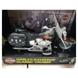Harley-Davidson Classic Cruiser Toy