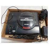 Sega Genesis and 3 Games