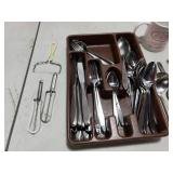 Silverware and Dishes