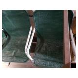 3 Lawn Patio Chairs
