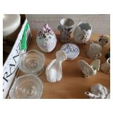 Various Glass Ceramic Décor