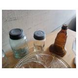 Platters, Vases and Jars