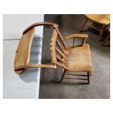 Older Wooden Highchair