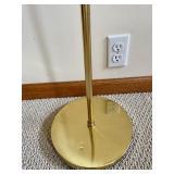 Brilliant Brass Floor Lamp