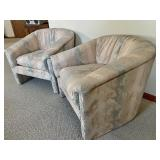Pair of Drexel Contemporary Classics Chairs