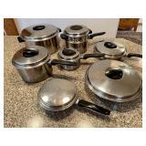 Set of Matching Cookware