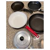 Pans and Skillets