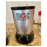 Magic Bullet Machine with Accessories