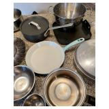 Cookware, Mixing Bowls, Strainers and More!