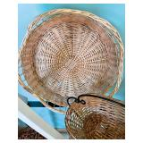 Wicker Plant Stand and More!