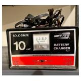 Sure-Fire Solid State Battery Charger