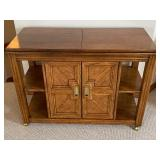 Vintage Buffet Serving/Console Table