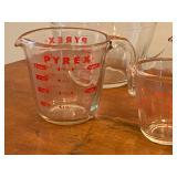 Pyrex and Fire King Items