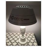 Vintage Metal Table Lamp