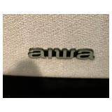 Small Aiwa Compact Disk Stereo System
