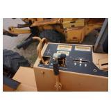1992 Case Model 860 4 x 4 x 4 Vibratory Cable Plow