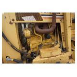 1989 Vermeer Model M495 4 x 4 Rear Mount Cable Plow