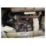2007 Ingersoll Rand Model P185WJD Tow Behind Air Compressor