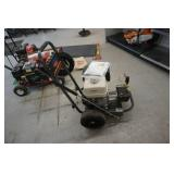 Brave 3000 PSI Gas Powered Pressure Washer